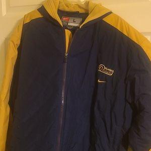 Men's Nike St. Louis Rams Winter Jacket